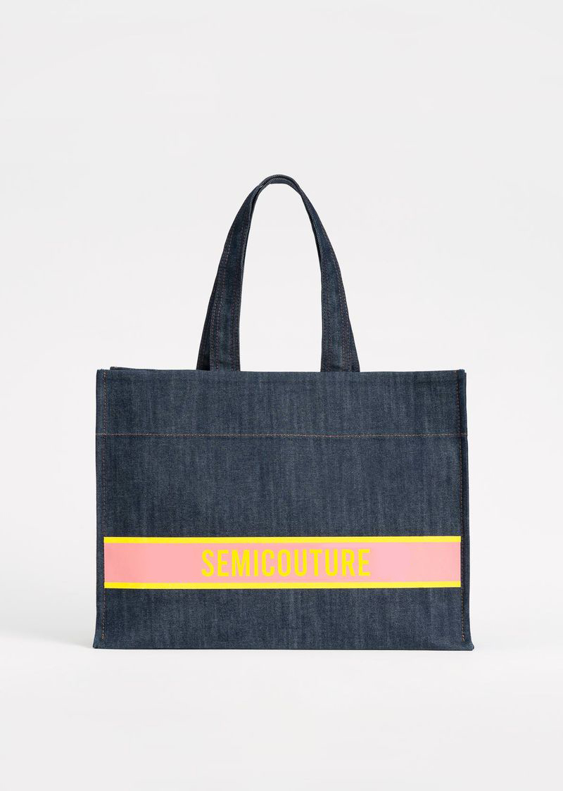 Customizable shopper bag